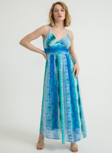 Foremia Elbise Mavi